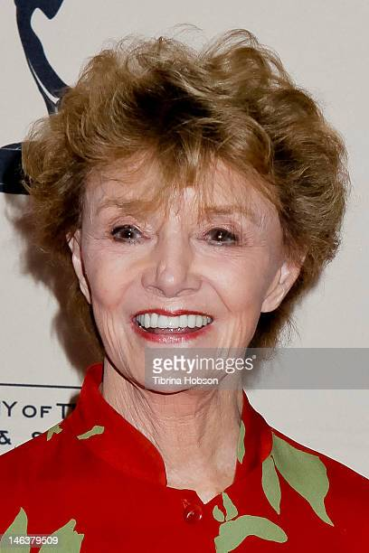 Peggy McCay attends the 39th annual daytime Emmy Awards nominees reception at SLS Hotel on June 14 2012 in Beverly Hills California