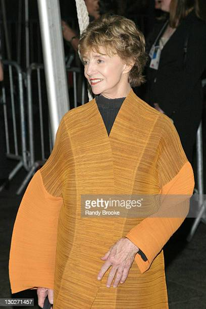 Peggy McCay during 31st Annual Daytime Emmy Awards Arrivals at Radio City Music Hall in New York City New York United States