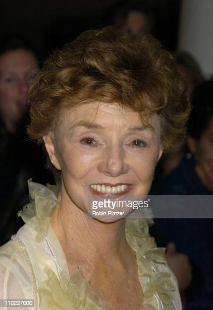 Peggy McCay during 32nd Annual Daytime Emmy Awards Outside Arrivals at Radio City Music Hall in New York City New York United States