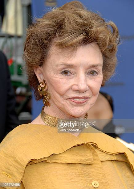 Peggy McCay during 33rd Annual Daytime Emmy Awards Arrivals at Kodak Theater in Hollywood California United States