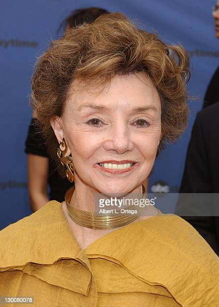 Peggy McCay during 33rd Annual Daytime Emmy Awards Arrivals at Kodak Theatre in Hollywood CA United States