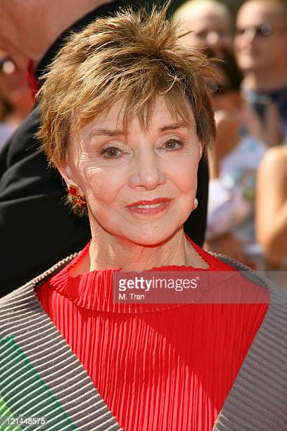 Peggy McCay during 34th Annual Daytime Emmy Awards Arrivals at Kodak Theatre in Hollywood California United States