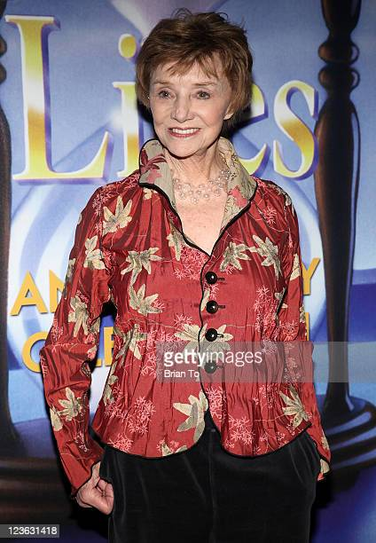Peggy McKay attends 'Days Of Our Lives' 45th anniversary party at House of Blues Sunset Strip on November 6 2010 in West Hollywood California