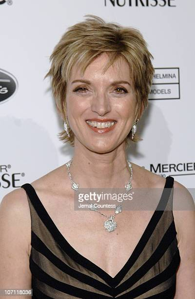 Peggy Northrop Editorin Chief of MORE Magazine during Angela Bassett Hosts the 7th Annual More Magazine/Wilhelmina 40 Model Search Arrivals at...