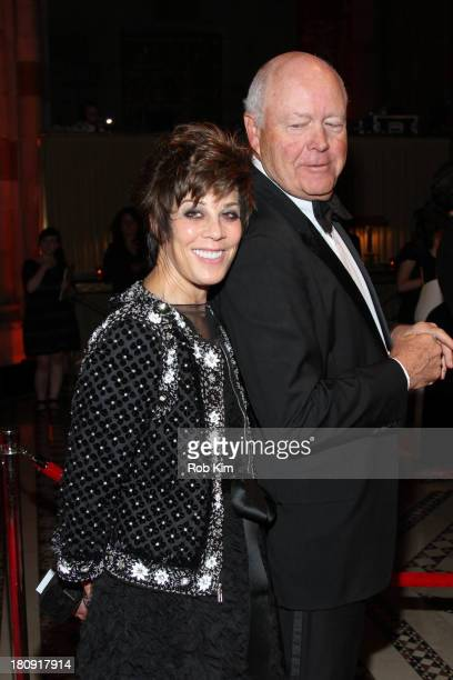 Peggy Siegel and guest attend New Yorkers For Children Presents 14th Annual Fall Gala benefiting youth in foster care at Cipriani 42nd Street on...