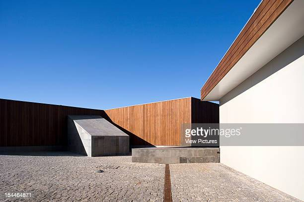 Pego House Sintra Portugal Architect Alvaro Siza Pego House Casa Do Pego Sintra Portugal 2008