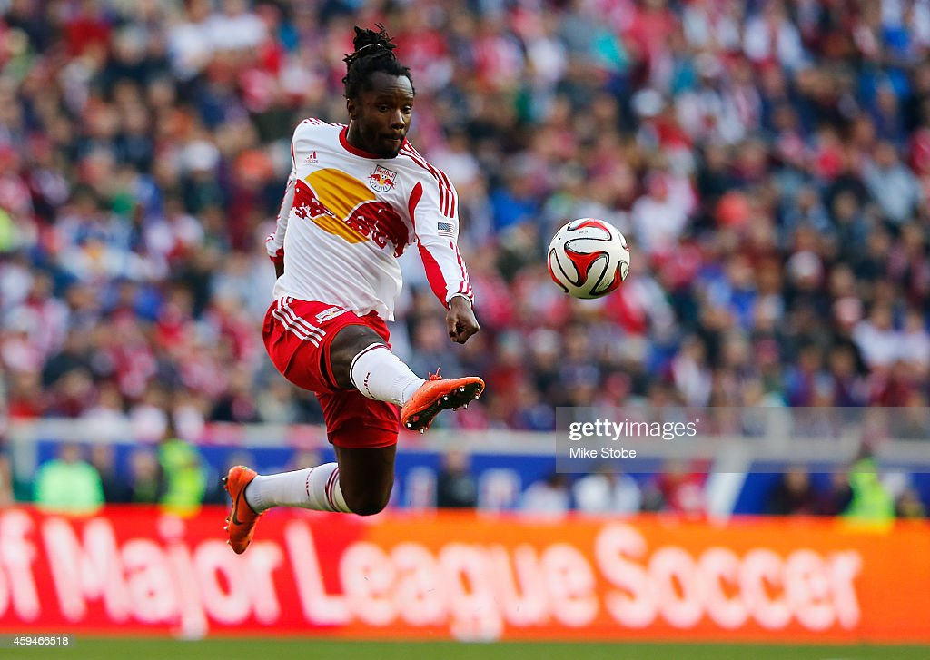 New England Revolution v New York Red Bulls - Eastern Conference Final - Leg 1