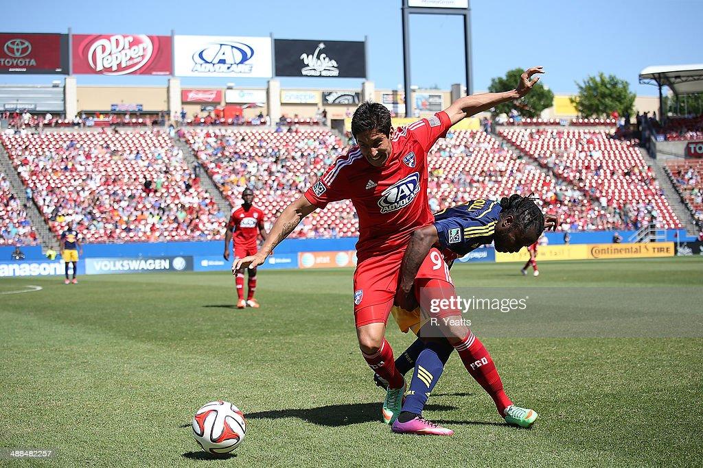 New York Red Bulls v FC Dallas : News Photo