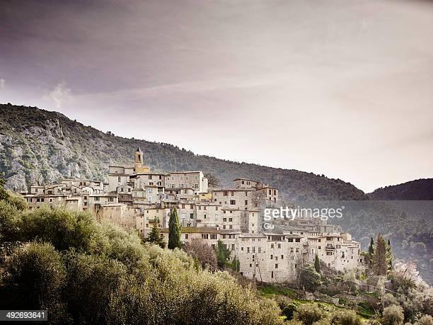 Peillon, Alpes Maritimes, France