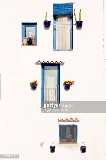 peñiscola, autonomous community of valencia, castellón, spain. - cultura española fotografías e imágenes de stock