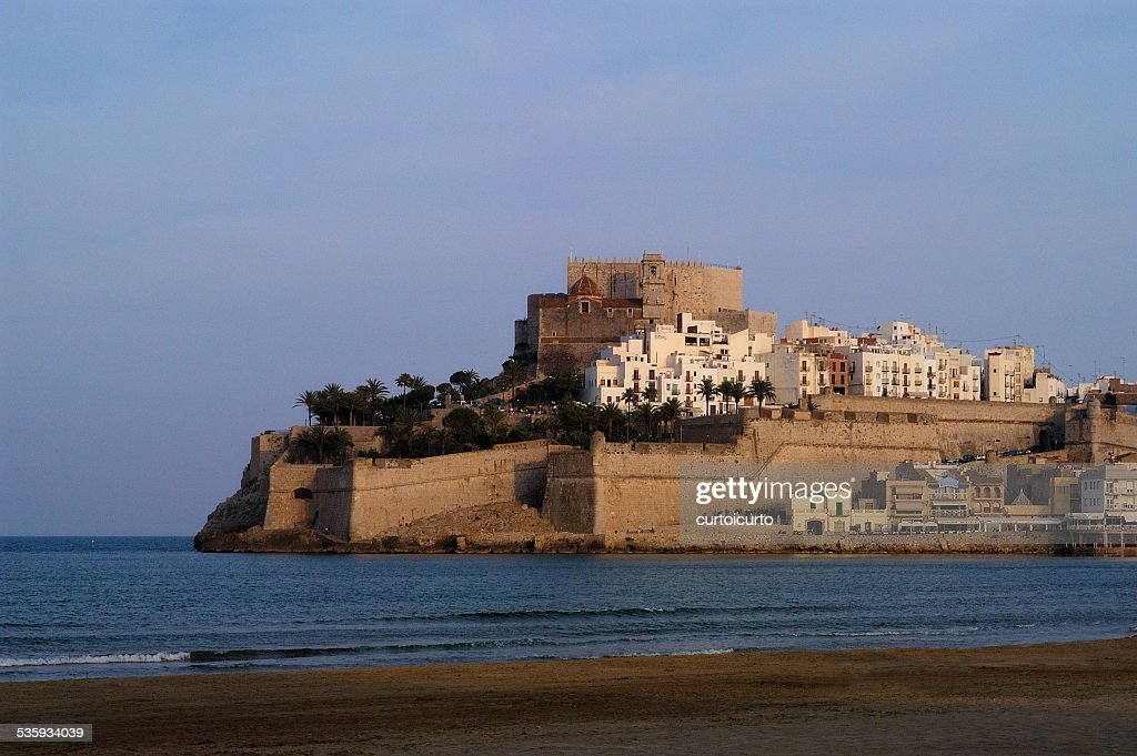 Peñiscola, Castellon, España : Stock Photo
