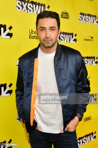 Pej Vahdat attends the The Day Shall Come Premiere 2019 SXSW Conference and Festivals at Paramount Theatre on March 11 2019 in Austin Texas