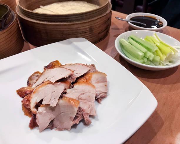 Peking duck all-you-can-eat in Yokohama Chinatown