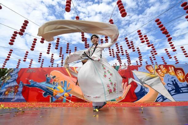 CHN: Peking Opera Performance In Changsha