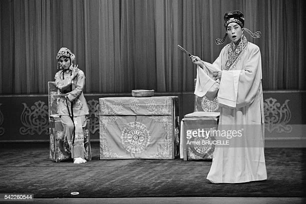 Peking Opera in France