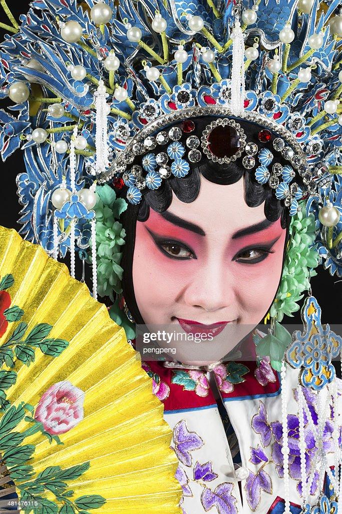 Peking opera : Stock Photo