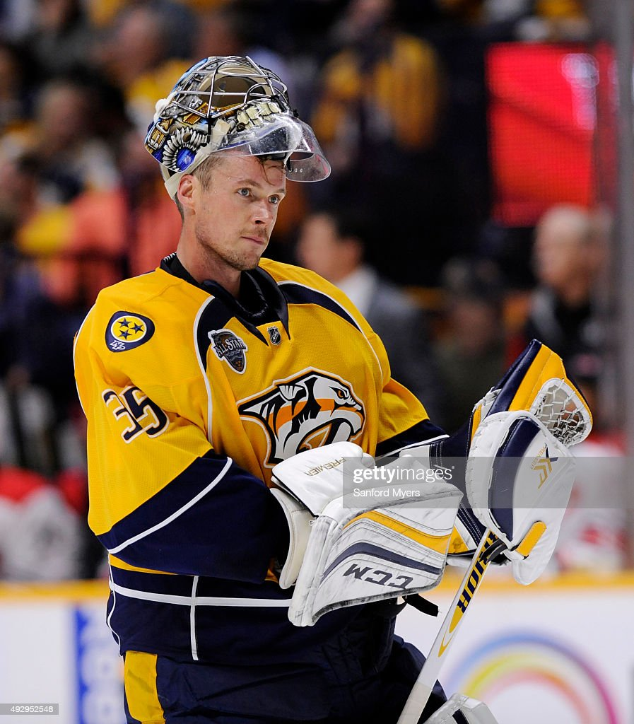 Carolina Hurricanes v Nashville Predators : News Photo