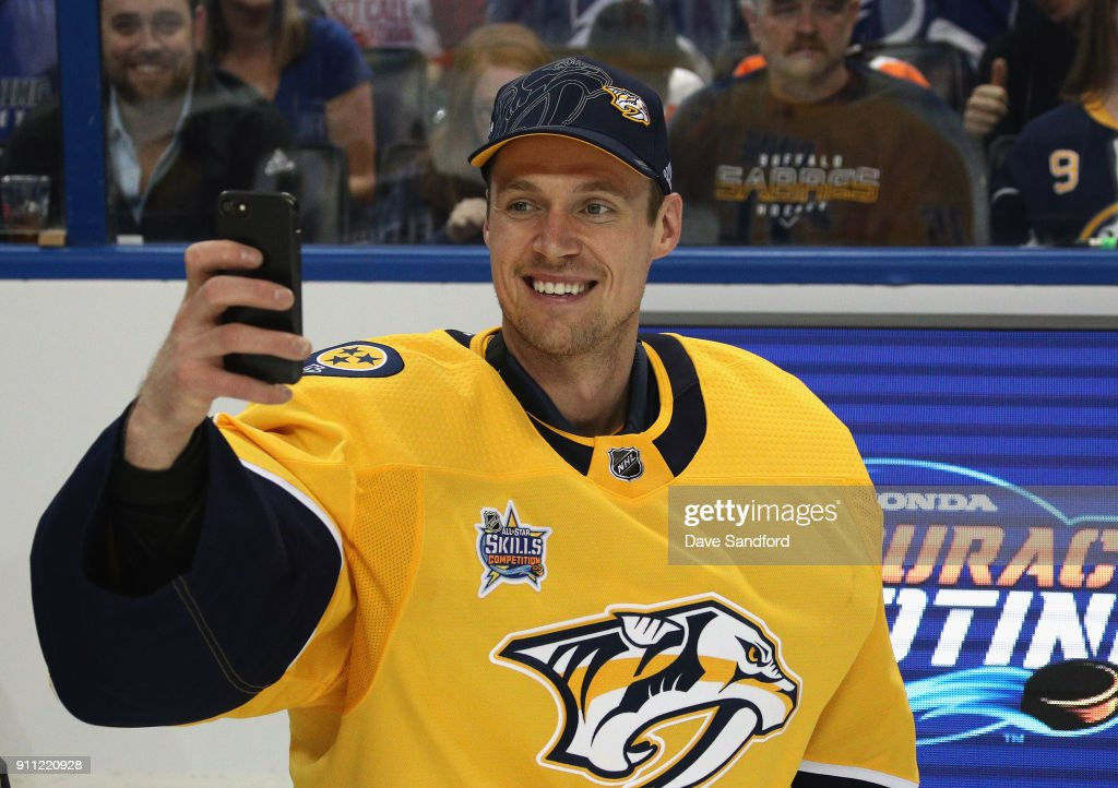 2018 GEICO NHL All-Star Skills Competition - Accuracy Shooting   News Photo 1d1f64828