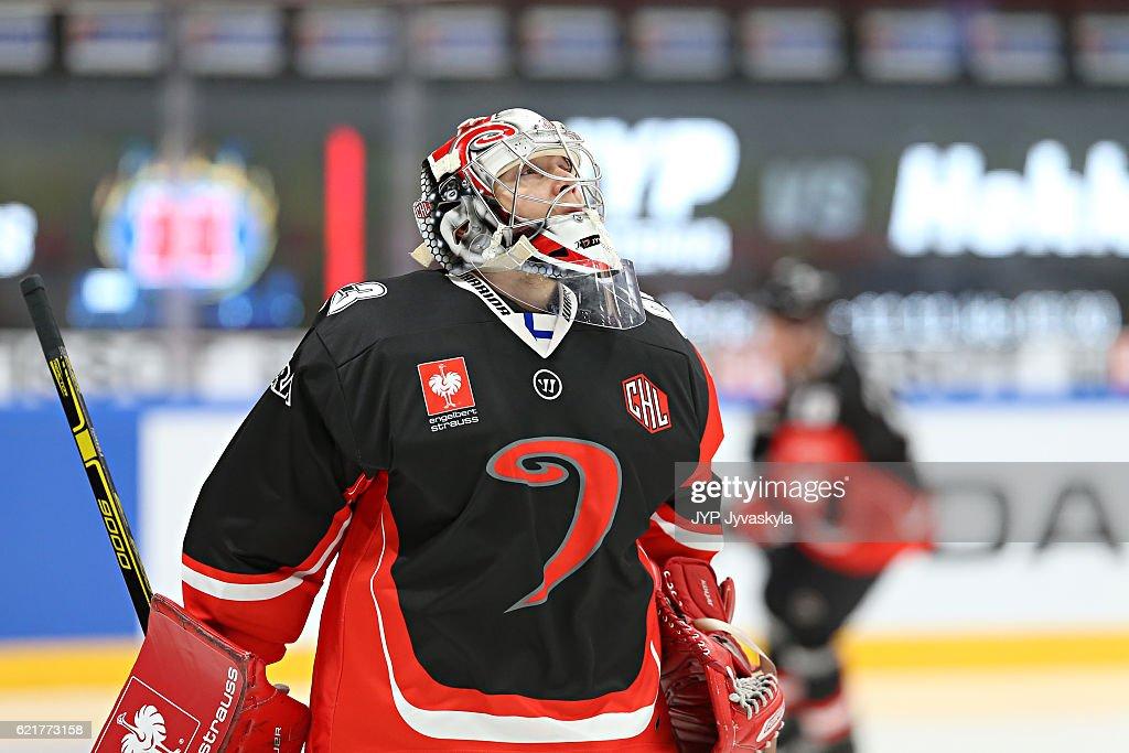 FIN: JYP Jyvaskyla v SC Bern - Champions Hockey League