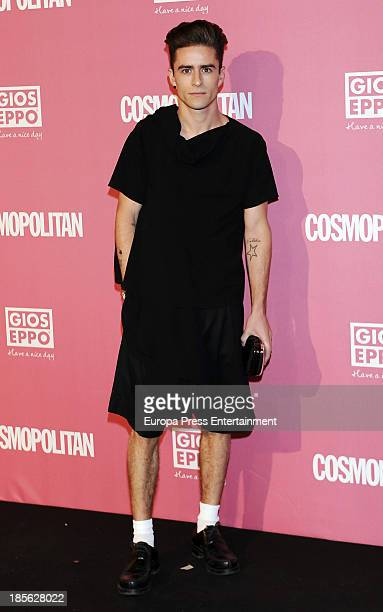 Pelayo Diaz Zapico attends Cosmopolitan Fun Fearless Female Awards 2013 on October 22 2013 in Madrid Spain