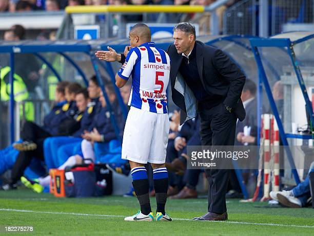 Coach Marco Van Basten Stock Pictures Royalty Free Photos Images Getty Images