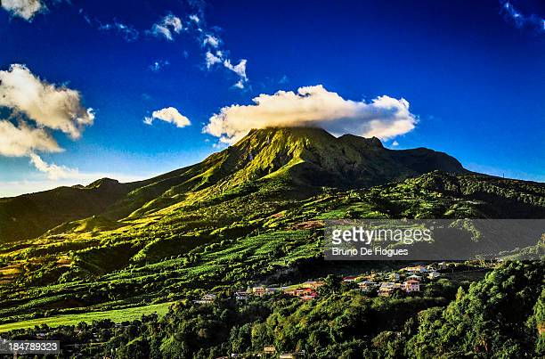 Pelee Mountain, Martinique