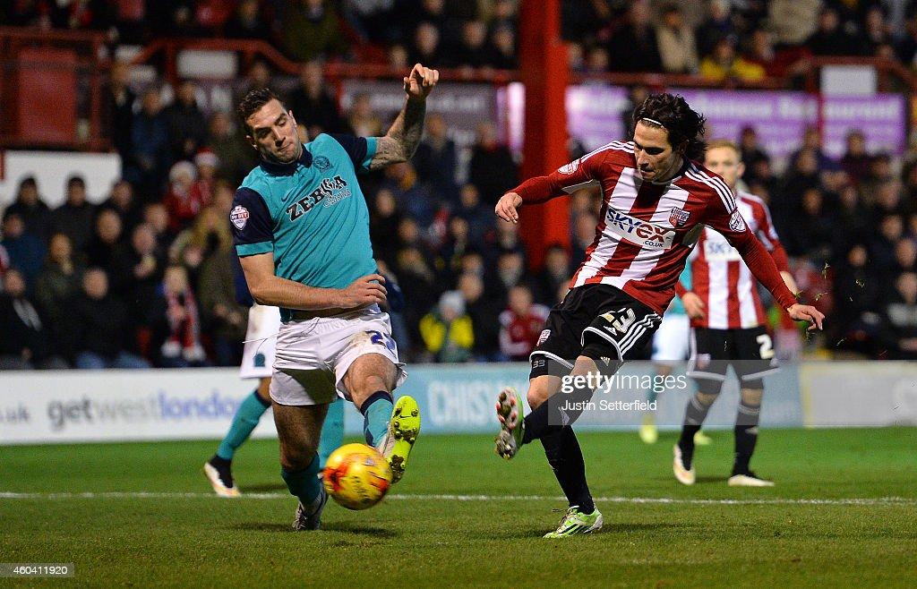Brentford v Blackburn Rovers - Sky Bet Championship : News Photo