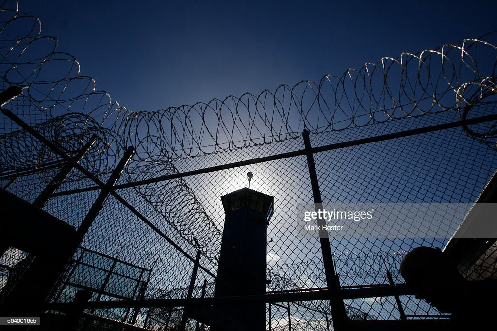 Pelican bay state prison in crescent city california is surrounded pelican bay state prison in crescent city california is surrounded by razor wire tall publicscrutiny Gallery