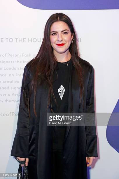 Pelin Isildak attends the launch of The House Of Peroni on February 26 2019 in London England
