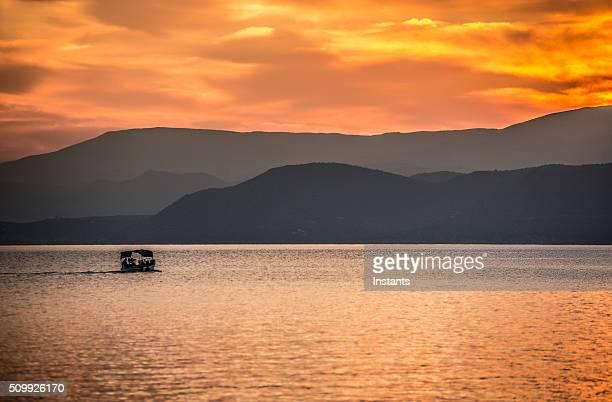 Pelion sunset