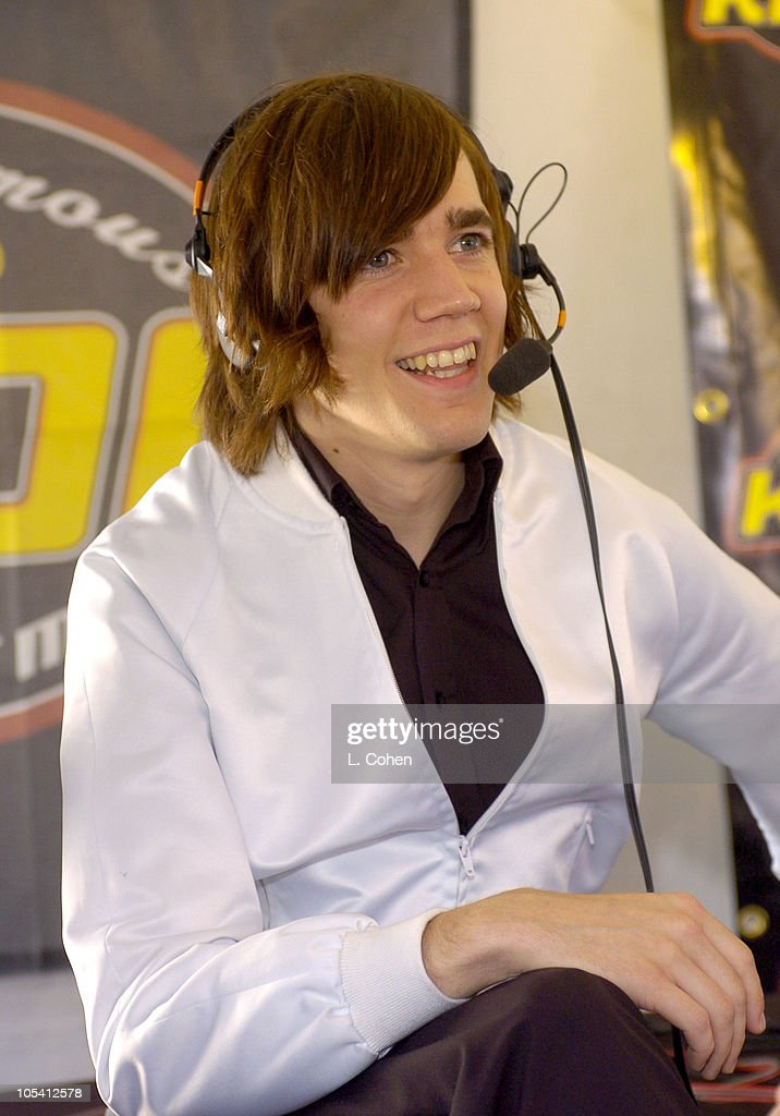 "The 106.7 KROQ ""Weenie Roast"" Concert 2004 - Backstage"