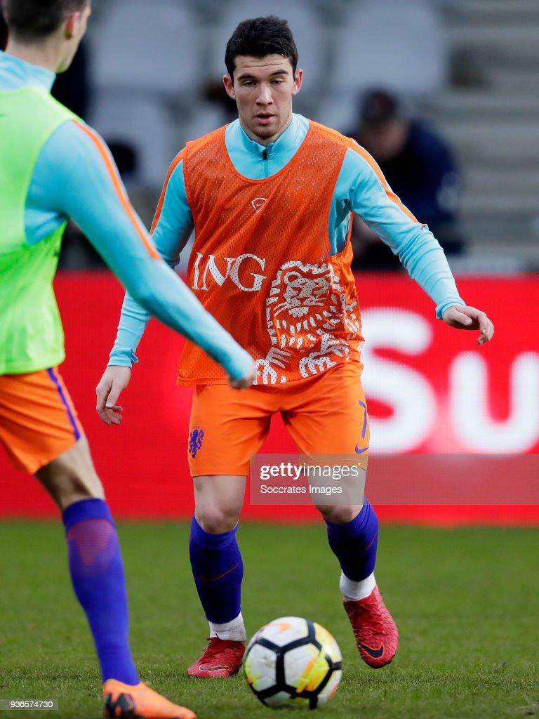 Netherlands U21 v Belgium U21 - International Friendly