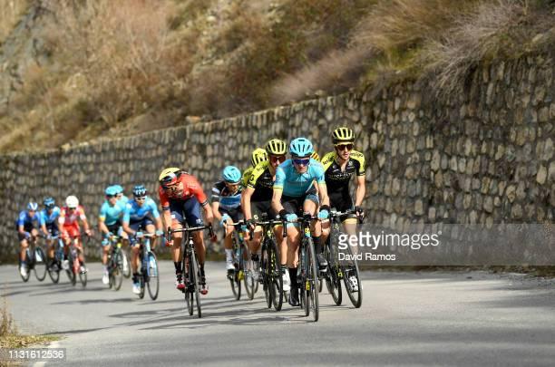 Pello Bilbao Lopez de Armentero of Spain and Astana Pro Team / during the 65th Ruta del Sol 2019 Stage 4 a 1199km stage from Armilla to Granada /...