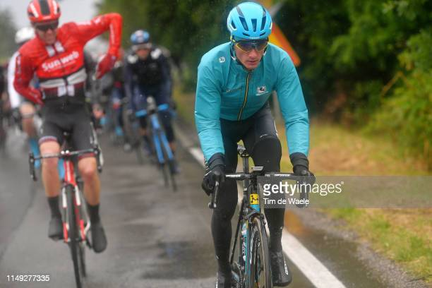 Pello Bilbao of Spain and Astana Pro Team / during the 102nd Giro d'Italia 2019 Stage 5 a 140km stage from Frascati to Terracina / Tour of Italy /...