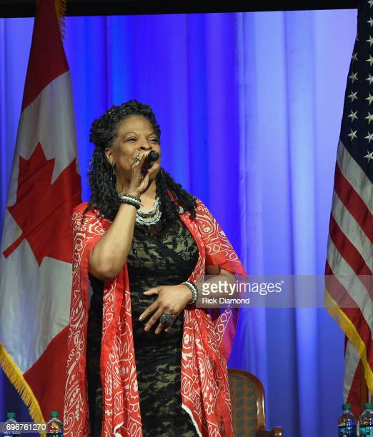 Pelote performs at 'The Board of Directors of the Canadian American Business Council Presents A Converation With Jimmy Carter and Joe Clark' at The...