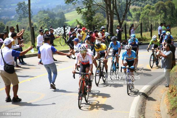 Peloton / during the 2nd Tour of Colombia 2019, Stage 5 a 177,2km stage from La Unión to La Unión / @TourColombiaUCI / Tour Colombia 2.1 / on...