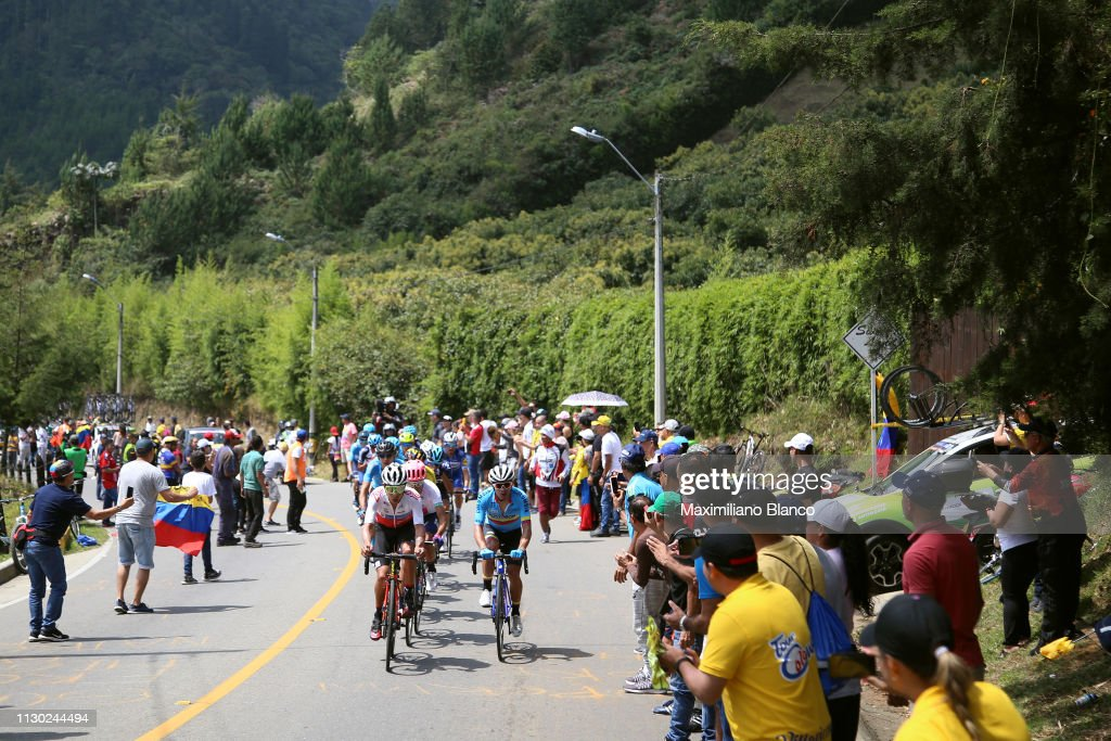 2nd Tour of Colombia 2019 - Stage Five : News Photo