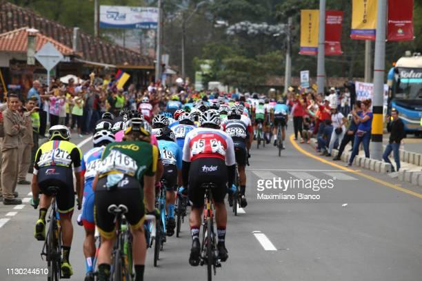 Peloton / Fans / Public / during the 2nd Tour of Colombia 2019, Stage 5 a 177,2km stage from La Unión to La Unión / @TourColombiaUCI / Tour Colombia...