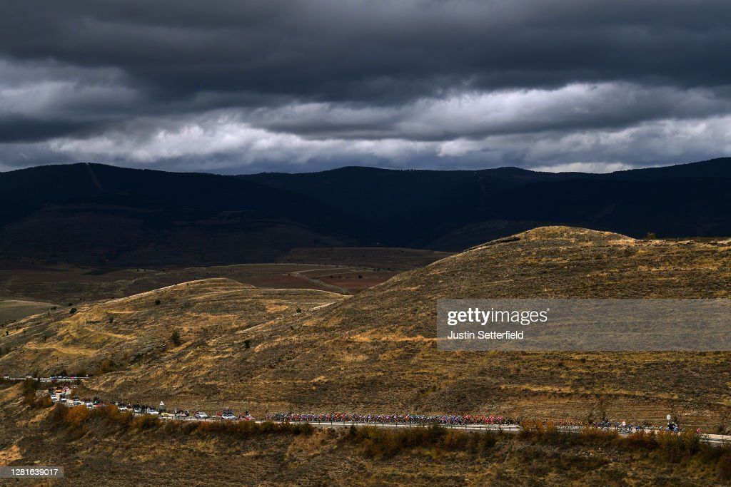 75th Tour of Spain 2020 - Stage Three : News Photo