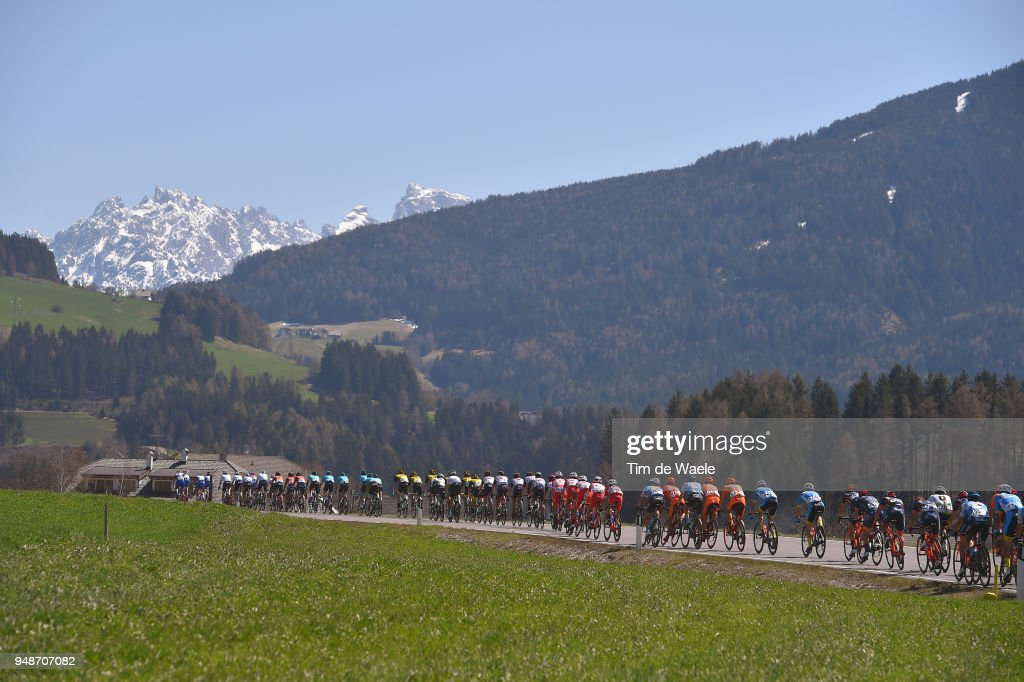 42nd Tour of the Alps 2018 - Stage 4