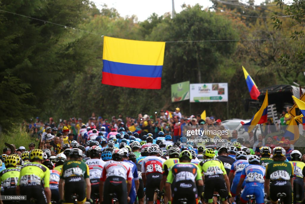 2nd Tour of Colombia 2019 - Stage Two : ニュース写真