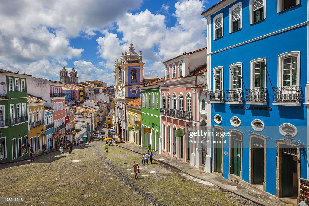 Worlds Best Salvador Bahia Stock Pictures Photos And