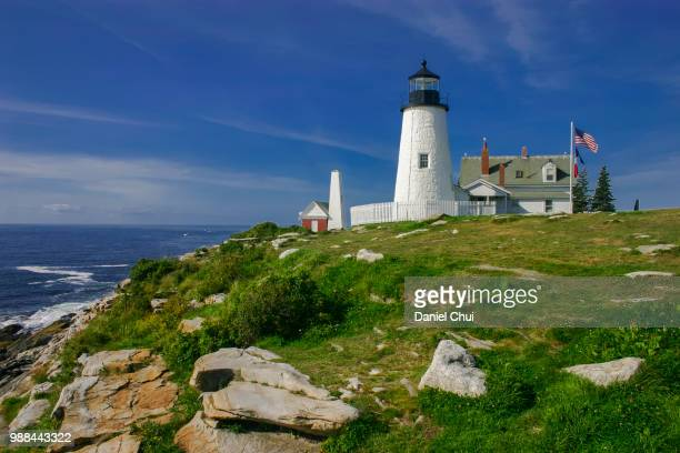 Pemaquid Lighthouse, Maine, USA