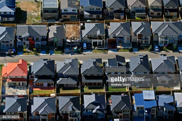 Pemulwuy, Western Sydney, Aerial Photography
