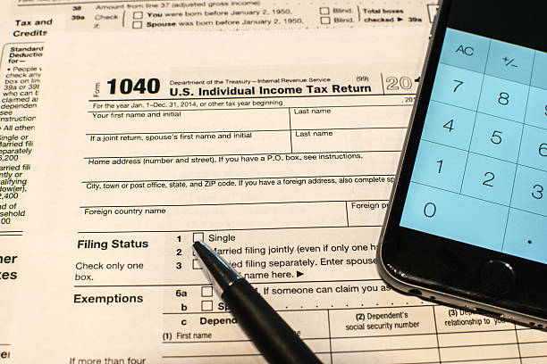 Tax Time Pictures Getty Images