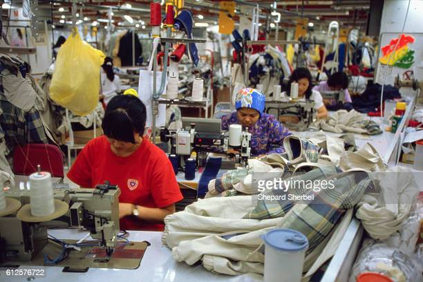 Pen Apparel Company is a contract maker of shirts and outerwear for Eddie Bauer Calvin Klein Ralph Lauren and J Crew