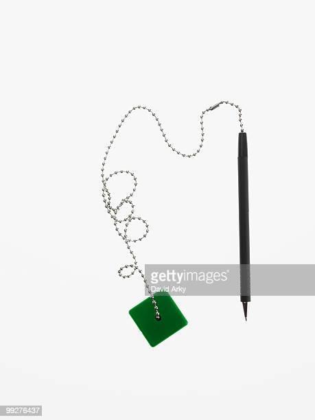 Pen on a chain
