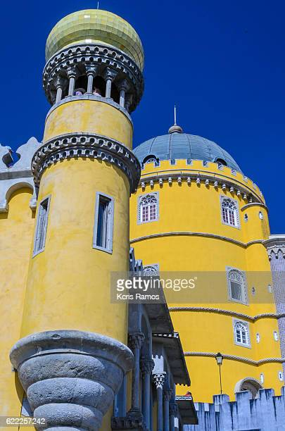 Pena National Palace, popularly referred to only by Palácio da Pena or Castelo da Pena,