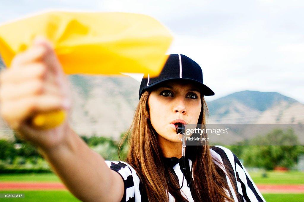 Penalty : Stock Photo