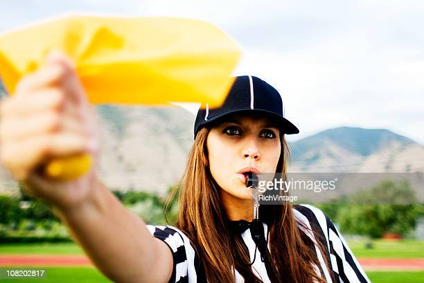 penalty - american football judge stock pictures, royalty-free photos & images